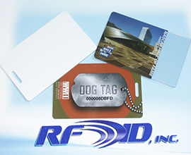RFID Tags & Readers - UHF, Passive, HF, LF & Interfaces